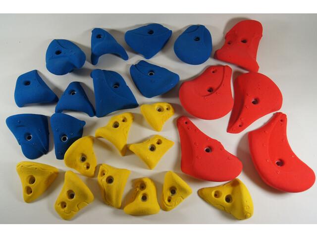Ergoholds Jugg Pack osorterade färger